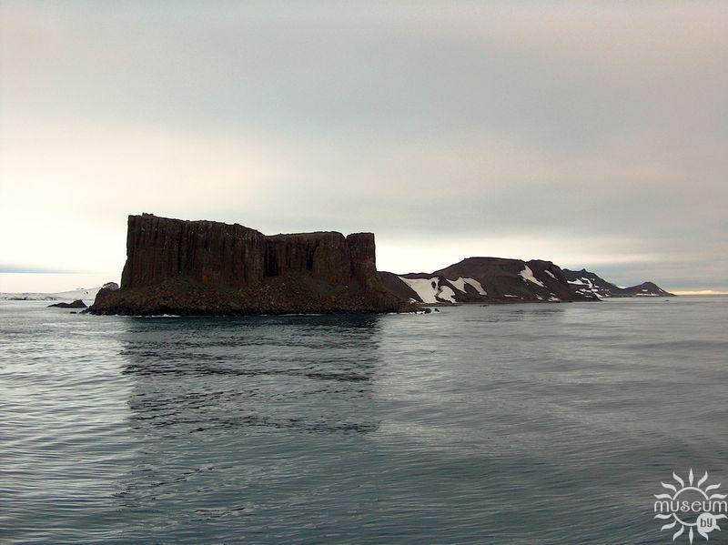 Остров Полоцк