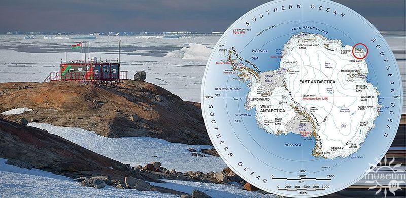 Белорусская антарктическая станция