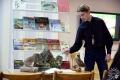 Сотрудниками Природно-экологического музея было проведено мероприятие посвящённое Всемирному деню защиты животных. Полоцк, 2017 г.