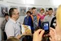 В. Кощеев принимает поздравления