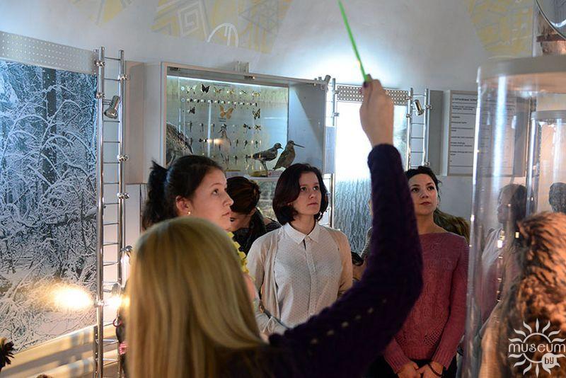 Экскурсия «Утиные в экспозиции Природно-экологического музея