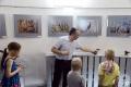 Открытие выставки Виталия Кощеева