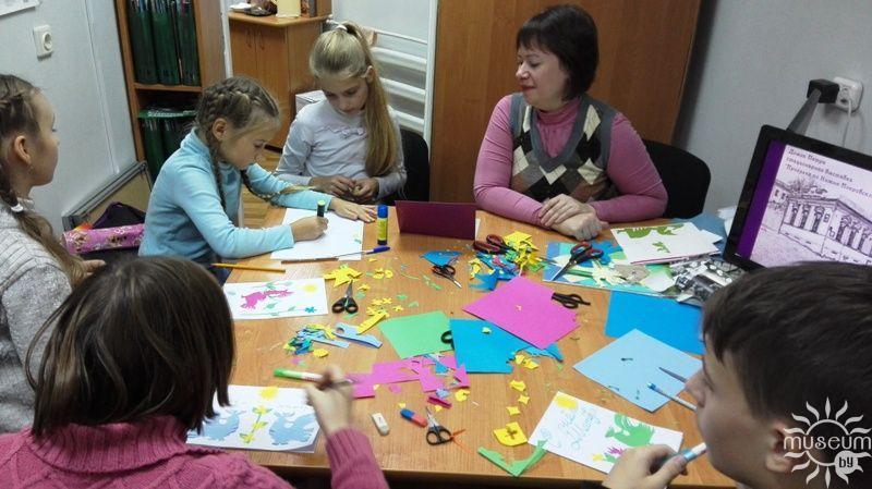 Мастер-класс Елены Ходиковой